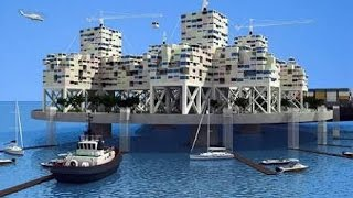 """First floating city. Which city? 1)The US firm has signed an agreement with the French Polynesia's government, and hope to begin construction in 2019.2)Construction experts at the Sea steading Institute have spent five years in trying to work out how to build 'permanent, innovative communities floating at sea '. What was being proposed? 1)The institute's executive director Randolph Hencken, told that, For a start, it will be in French Polynesian territory, close to shore and protected from the high seas.2)Seasteading is a concept that involves building permanent dwellings at sea.3)Randolph added that he was confident the project could benefit the French Polynesia's economy - and draw in a fresh wave of tourism.4)He also added, """"Seasteading is a concept that involves building permanent dwellings at sea.Hurdles:1)whether it will benefit the local economy. 2)whether it can avoid damaging the environment.3)The former is little more than computer generated images so far, and as for public services and paying for them, Mr Hencken admits it is a blank slate.4)But beside all these things, Mr Randolph Hencken says, """"Our ultimate goal is to create space for any experiments... not exclusively libertarianism.""""Reverse in attitude :1)Mr Hencken insists living closer to the sea will reverse the attitude that """"oceans are a hunting ground, a superhighway and a garbage can.""""2)With many prominent seasteading supporters famously keen on eliminating taxes and regulations, critics are unconvinced sustainability is the real goal. Conclusion :1)To conclude with, If it fails, it will join a long list of doomed futurist daydreams, but if the """"pilot project of just two or three platforms"""" grows into a global social experiment, it may ironically have landlubbers to thank for helping set them out to sea.Ref:1. http://www.mirror.co.uk/news/weird-news/incredible-plans-unveiled-worlds-first-96368472. http://www.bbc.com/news/world-asia-386471743. http://www.dailymail.co.uk/sciencetech/article-41279"""