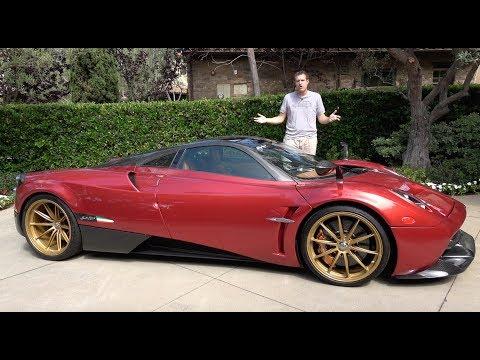 Heres Why the Pagani Huayra Is Worth $3 Million_A héten feltöltött legjobb autós videók