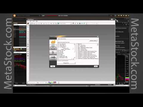 Trading FOREX using the Power of MetaStock