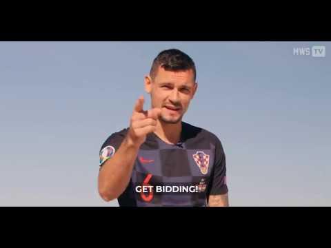 Kupite nošeni dres Vatrenih s utakmice protiv Mađarske!
