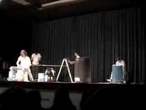 SC stageshow 2005 - stomp