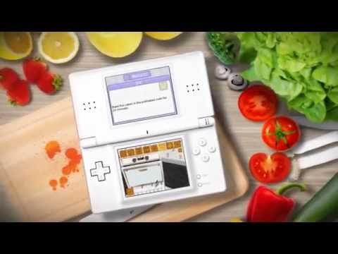 What's Cooking Jamie Oliver Nintendo DS Video Game Trailer