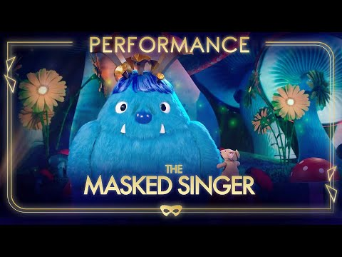 Monster performs 'Can't Help Falling In Love' By Elvis Presley| Season 1 Ep.4| The Masked Singer UK