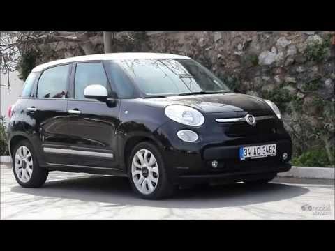 Fiat 500L 2014 Testi