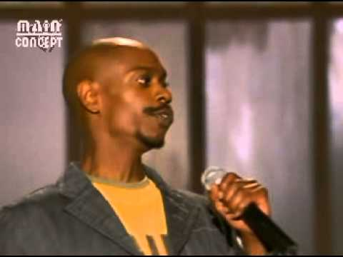 dave chappelle   hbo special   stand up comed