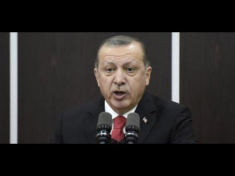 Jerusalem-Streit: Recep Tayyip Erdogan bezeichnet Isr ...