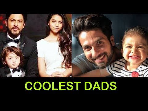 Bollywood's COOLEST Dads | Happy Father's Day 2018