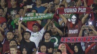 Behind The Scene - PSM Makassar vs Persebaya Surabaya
