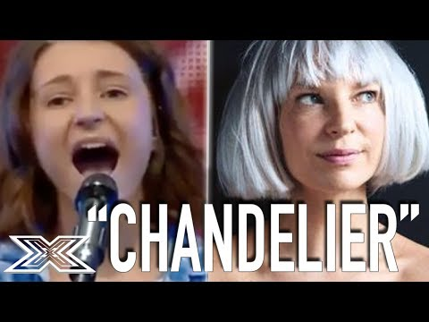 UNBELIEVABLE Sia Cover Blows Judges and Audience Away! | X Factor Global