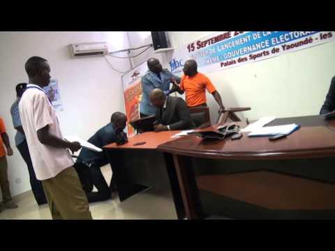 Ensauvagement � Yaound�: 2015 09 15 arrestation TL