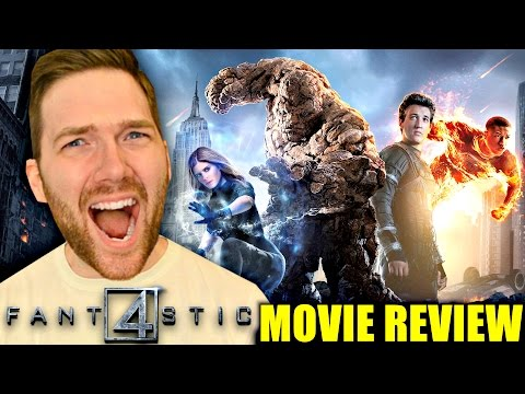 Fantastic Four – Movie Review
