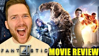 Fantastic Four - Movie Review