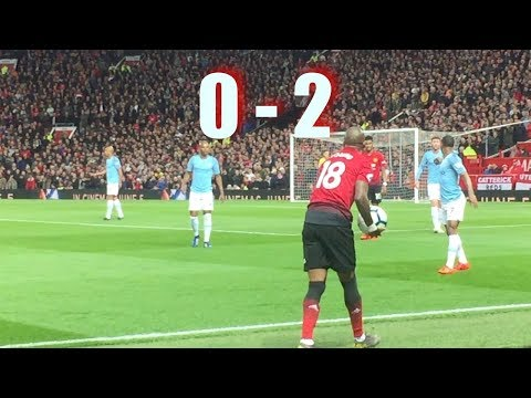 Manchester United Vs Manchester City Premier League April 2019 Old Trafford