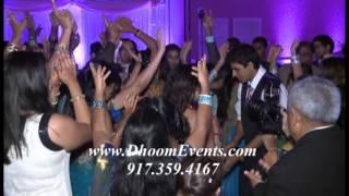 Indian Wedding DJ - Indian DJ In NY, NJ, CT - Dhoom Events - Saurabh And Sanitha