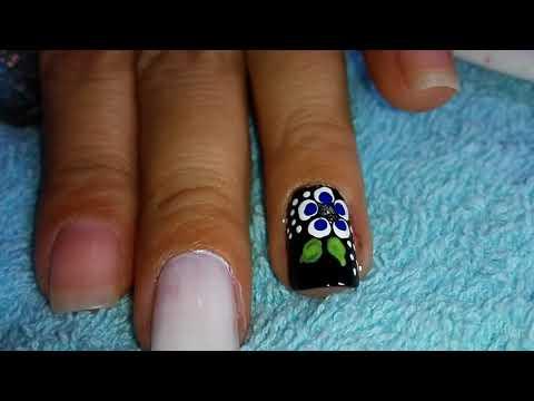 Decoracion de uñas - Decoración de uñas paso a paso