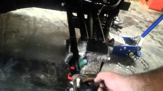 6. 2014 Kawasaki Teryx 800 rear a-arm issue