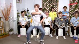 What was gonna be a short compilation of Nct singing/dancing to Monster, ended up being a crack video ft Svt & Exo. This is the...