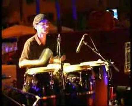 Danilo Mineo - Congas Solo