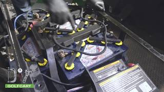 8. How to Replace Your Batteries in a EZGO RXV Golf Cart