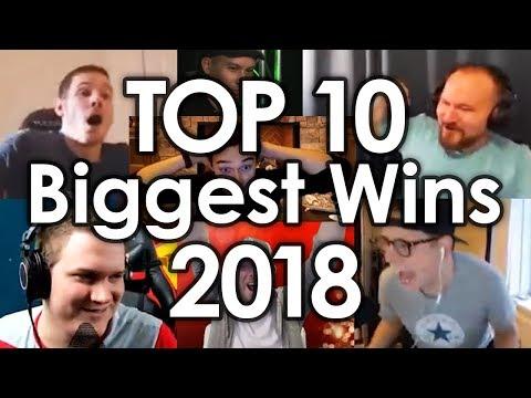Top 10 – Biggest Wins of 2018