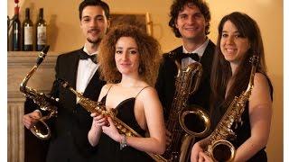 Giovani talenti - Ferrara Saxophone Quartet