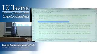 Engineering CEE 20: Engineering Problem Solving. Lecture 14