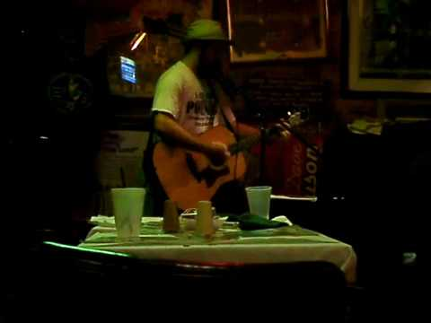 Joe Garner - Your Eyes (cover) - Live at MacCrackens in Marietta 11.3.2010.MOV