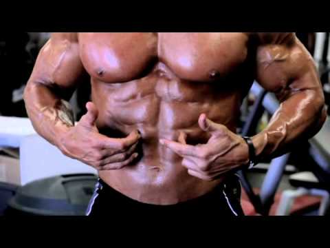 Fitness and Natural-Bodybuilding Motivation – The gym is my home