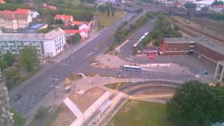 Debrecen Nagyállomás TimeLapse - Test Video