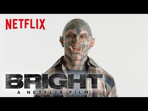Örkit koekuvauksissa Bright -leffan jatko-osaan
