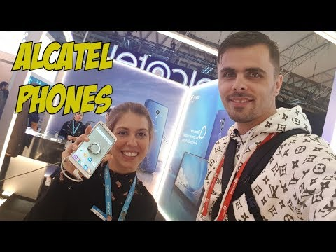 Alcatel 3V and Alcatel 5 Hands on&First Look/Quick test/Overview/Camera sample/MWC 2018