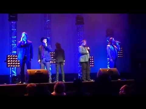 Home Free Full of Cheer Tour in MN @ the Fitzgerald Theater (Full of Cheer)