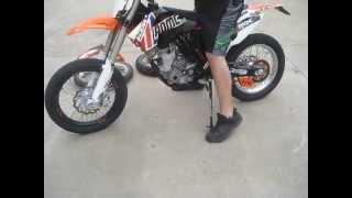 8. 2012 KTM 350 SX-F SUPER MOTO $4500 FOR SALE WWW.RACERSEDGE411.COM