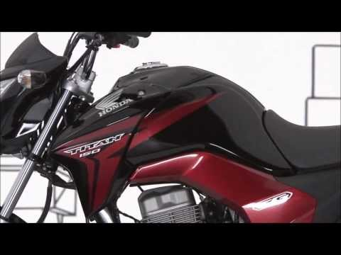 Lançamento: Honda CG 125 e Honda CG 150 2014 totalmente renovada