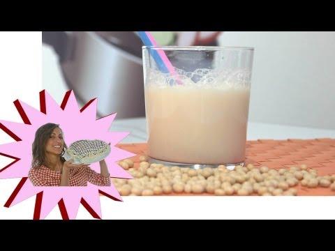 il latte di soia e i suoi benefici - come prepararlo in casa