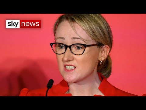 Rebecca Long-Bailey sacked after sharing 'antisemitic conspiracy theory' article