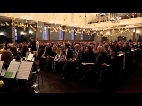 2013: Familiegudsteneste Volda kyrkje