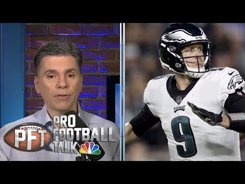 Video: Complications ensue if Philadelphia Eagles tag and trade Nick Foles | Pro Football Talk | NBC Sports