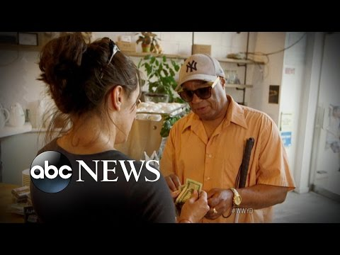 Blind Man Robbed When Asking For Help With Wallet | What Would You Do? | WWYD