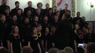 World Choir Games 2016 - Stellenbosch University Choir