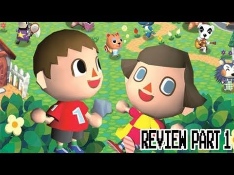 preview-Animal Crossing: City Folk (Wii) Game Review