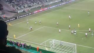 """Mais um gol no nosso """"Camisa 9"""" Miguel Angel Borja."""