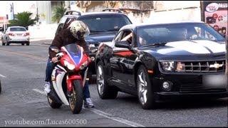 Motos esportivas acelerando em Curitiba - Parte 14 - YouTube