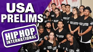 North Hollywood (CA) United States  city photos : Blvcklisted - North Hollywood, CA (MegaCrew Division) @ HHI's 2015 USA Prelims