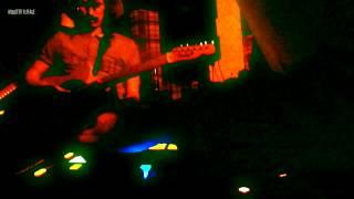 Mahogony Handglider - Live in a Basement -  Leeds, UK : 27-Oct-2012