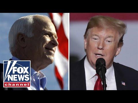 Republicans urge Trump to stop criticism of McCain