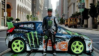 Alan Walker - Alone  (Ken Block Gymkhana)