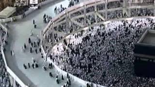 صلاة التراويح من الحرم المكي ليله 17 رمضان 1434 كاملة مع الدعاء للشيخ سعود الشريم وماهر المعيقلي