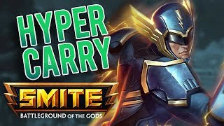 Smite 3v3 Joust and I dictate my thought process. Might help new players getting into the game....or possibly not. We'll see!