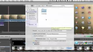 iMovie Tutorial - How To Import Video Into iMovie